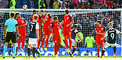 June 10th 2017, Hampden park, Glasgow, Scotland; World Cup 2018 Qualifying football, Scotland versus England; Leigh Griffiths scores his second of the match from another free kick to make it 2-1 in the 90th minute