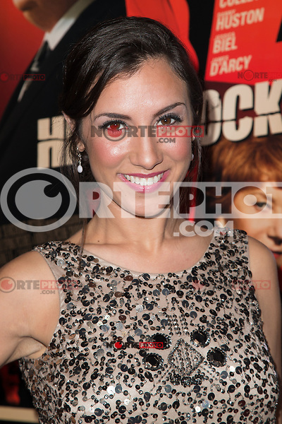 """November 20, 2012 - Beverly Hills, California - Annika Marks at the """"Hitchcock"""" Los Angeles Premiere held at the Academy of Motion Picture Arts and Sciences Samuel Goldwyn Theater. Photo Credit: Colin/Starlite/MediaPunch Inc"""