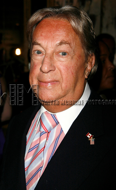 Arnold Scassi arriving for the Opening Night performance for the Roundabout Theatre Company's Production of THE RITZ at Studio 54 in New York City.<br /> October 11, 2007