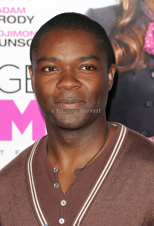 "David Oyelowo at the Los Angeles Premiere of ""Baggage Claim Premiere"" held at Regal Cinemas L. A. LIVE on September 25, 2013"