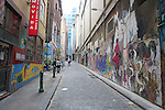 Street Art Of Melbourne