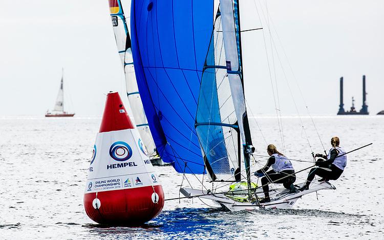 Aarhus Sailing Week is the test event before the Hempel Sailing World Championships Aarhus 2018.6th to the 13th of August 2017 at Egaa Marina in Aarhus.<br /> Photo &copy; Jes&uacute;s Renedo / Aarhus Sailing Week