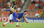AL ITTIHAD (KSA) vs AL NASR (UAE) during the 2016 AFC Champions League Group A Match Day 3 match on 15 March 2016 at the King Abdullah Sports City in Jeddah, Saudi Arabia. Photo by Stringer / Lagardere Sports
