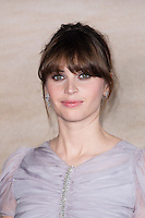 Felicity Jones attends the launch event for Rogue One: A Star Wars Story - Launch Event at the Tate Modern