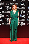 Nathali Poza attends the Goya Awards nominee party at Canal Theater in Madrid, Spain. January 20, 2014. (ALTERPHOTOS/Victor Blanco)