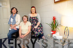 Pieta House Castleisland open day on Saturday Pictured Margaret Kennelly, Kathleen McElligott and Catriona Locke (Pieta House)