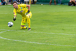 13.07.2019, Parkstadion, Zell am Ziller, AUT, FSP, Werder Bremen vs. Darmstadt 98<br /> <br /> im Bild / picture shows <br /> Jiri Pavlenka (Werder Bremen #01)<br /> <br /> Foto © nordphoto / Kokenge