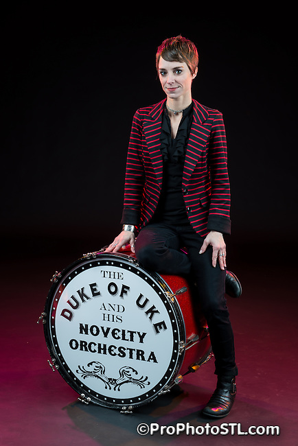 The Duke of Uke band promo shots
