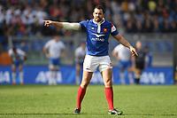 Wesley Fofana France.<br /> Roma 16-03-2019 Stadio Olimpico<br /> Rugby Six Nations tournament 2019  <br /> Italy - France <br /> Foto Antonietta Baldassarre / Insidefoto