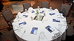 Strategic Partner Awards table setting