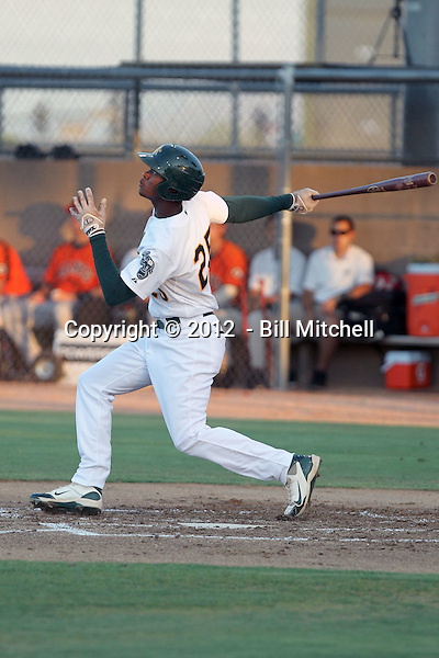 Shawn Duinkerk - 2012 AZL Athletics (Bill Mitchell)