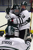 Lake Orion vs Grand Blanc at Detroit Skate Club, Boys Varsity Hockey, 2/27/14