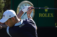 Martin Kaymer (GER) in action during the first round of the Turkish Airlines Open, Montgomerie Maxx Royal Golf Club, Belek, Turkey. 07/11/2019<br /> Picture: Golffile | Phil INGLIS<br /> <br /> <br /> All photo usage must carry mandatory copyright credit (© Golffile | Phil INGLIS)