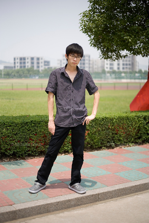 Sunzhou, 21, student.