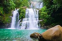 Nauyaca Waterfalls Costa Rica, Pacific Ocean