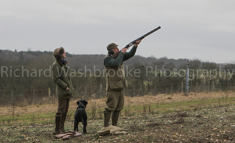 Copt Hall Farm Shoot  2nd January 2013
