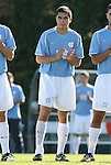 29 November 2009: UNC's Michael Farfan. The University of North Carolina Tar Heels defeated the Indiana University Hoosiers 1-0 at Fetzer Field in Chapel Hill, North Carolina in an NCAA Division I Men's Soccer Tournament Third Round game.
