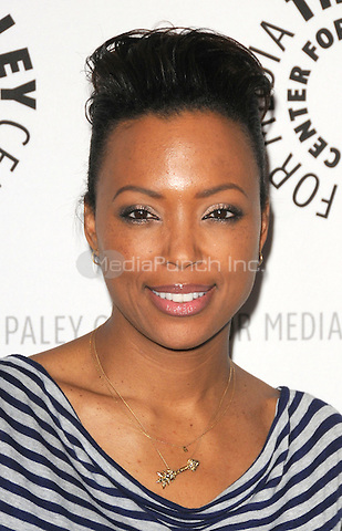 "Aisha Tyler at the ""Archer"": Season Two premiere event at the Paley Center for the Media in Beverly Hills, CA, USA.January 25, 2011 © mpi11 / MediaPunch Inc."
