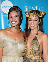 LOS ANGELES, CA - OCTOBER 27: Briana Lane, Autumn Reeser, at UNICEF Next Generation Masquerade Ball Los Angeles 2017 At Clifton's Republic in Los Angeles, California on October 27, 2017. Credit: Faye Sadou/MediaPunch /NortePhoto.com