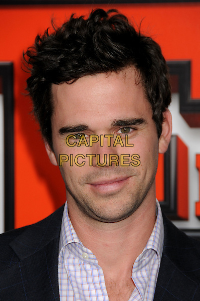 "DAVID WALTON.""Fired Up"" Los Angeles Premiere at the Pacific Culver Theatre, Culver City, California, USA..February 19th, 2009.headshot portrait .CAP/ADM/BP.©Byron Purvis/AdMedia/Capital Pictures."