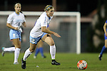 16 October 2015: North Carolina's Jessie Scarpa. The University of North Carolina Tar Heels hosted the Duke University Blue Devils at Fetzer Field in Chapel Hill, NC in a 2015 NCAA Division I Women's Soccer game. Duke won the game 1-0.