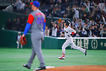 Tetsuto Yamada (JPN), <br /> MARCH 14, 2017 - WBC : 2017 World Baseball Classic Second Round Pool E Game between Japan 8-5 Cuba at Tokyo Dome in Tokyo, Japan. <br /> (Photo by Sho Tamura/AFLO SPORT)