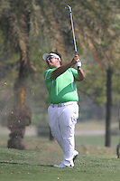 Kiradech Aphibarnrat (THA) on the 1st  during Round 4 of the 2013 Avantha Masters, Jaypee Greens Golf Club, Greater Noida, Delhi, 17/3/13..(Photo Jenny Matthews/www.golffile.ie)