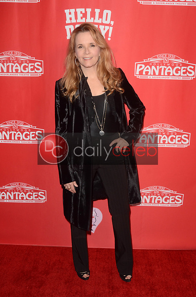Lea Thompson<br /> at the Hello Dolly! Los Angeles Premiere, Pantages Theater, Hollywood, CA 01-30-19<br /> David Edwards/DailyCeleb.com 818-249-4998