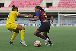 FC Barcelona vs Chelsea FC: 1-1.<br /> Andressa Alves vs Carter.