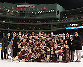 - The Norwich University Cadets defeated the Babson College Beavers 1-0 on Thursday, January 9, 2014, at Fenway Park in Boston, Massachusetts.