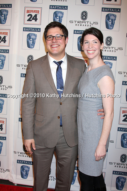 Rich Sommer.arriving at the BAFTA/LA Awards Season Tea Party 2010.Beverly Hills Hotel.Beverly Hills, CA.January 16, 2010.©2010 Kathy Hutchins / Hutchins Photo....