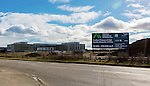 Aberdeen International Business Park<br /> <br /> Image by: Malcolm McCurrach<br /> Sun, 1, March, 2015 |  © Malcolm McCurrach 2015 |  All rights Reserved. picturedesk@nwimages.co.uk | www.nwimages.co.uk | 07743 719366
