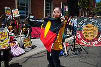 Stop the closure of Aboriginal Communities, Sydney 27.11.14