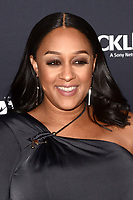 "LOS ANGELES - FEB 7:  Tia Mowry at the ""The Oath"" Red Carpet Premiere Event at the Sony Studios on February 7, 2018 in Culver City, CA"