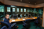 BRUSSELS - BELGIUM - 16 November 2018 --  Säde (Saede) VIITANEN, simultaneous interpreter the EU-Parliament. -- PHOTO: Juha ROININEN / EUP-IMAGES