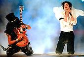 Sep 07, 1995: MICHAEL JACKSON - MTV VMA's - Radio City Hall New York