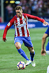 Atletico de Madrid's Fernando Torres during the match of La Liga Santander between Atletico de Madrid and Deportivo Alaves at Vicente Calderon Stadium. August 21, 2016. (ALTERPHOTOS/Rodrigo Jimenez)