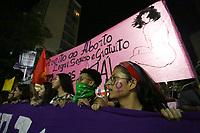 19.07.2018 - Protesto pela legalização do aborto em SP