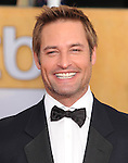 Josh Holloway attends The 20th SAG Awards held at The Shrine Auditorium in Los Angeles, California on January 18,2014                                                                               © 2014 Hollywood Press Agency