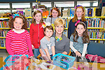 Hat Making Workshop: Pictured at the hat making workshop given by milliner Aoife Hannon at Listowel Library on Saturday last were in front Aoife Scanlon, Jennifer Kelly, Aoife Hannon & Fiona Kelly. Back : Annya Mulvihill, Maeve McEvoy & Faye Mulvihill.