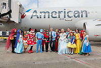 Event - Make-A-Wish American Airlines Sendoff 09/14/17