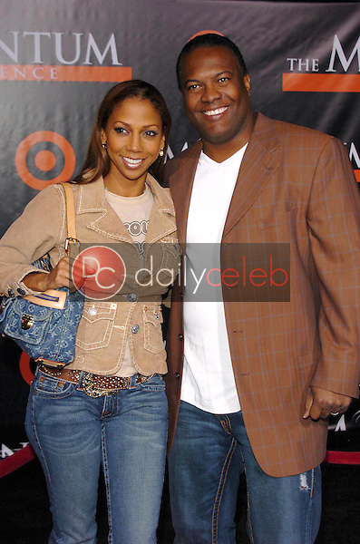 Holly Robinson Peete and Rodney Peete<br />