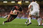 Wales v England 0811