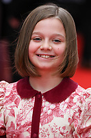 """Harriet Turnbull<br /> arriving for the """"Radioactive"""" premiere at the Curzon Mayfair, London.<br /> <br /> ©Ash Knotek  D3560 07/03/2020"""