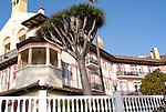 Historic Reina Cristina hotel, Algeciras, Spain