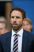 England U21 Gareth Southgate during the International EURO U21 QUALIFYING - GROUP 9 match between England U21 and Norway U21 at the Weston Homes Community Stadium, Colchester, England on 6 September 2016. Photo by Andy Rowland / PRiME Media Images.