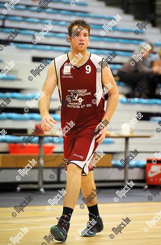 2014-10-26 / Basketbal / seizoen 2014-2015 / Zuiderkempen / Didier Dillen<br /><br />Foto: mpics.be
