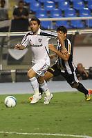 RIO DE JANEIRO, RJ, 23 DE FEVEREIRO 2012 - CAMPEONATO CARIOCA - SEMIFINAL - TAÇA GUANABARA - BOTAFOGO X FLUMINENSE - Deco, jogador do Fluminense, durante partida contra o Botafogo, pela semifinal da Taça Guanabara, no estádio Engenhão, na cidade do Rio de Janeiro, nesta quinta-feira, 23. FOTO: BRUNO TURANO – BRAZIL PHOTO PRESS
