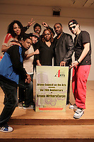 BCA -20TH ANNIVERSARY OF THE BRONX WRITERSCORPS TEACHING ARTIST SHOWCASE