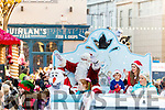 The Tralee Christmas Parade on Saturday.